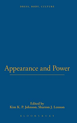 9781859732984: Appearance and Power (Dress, Body, Culture)