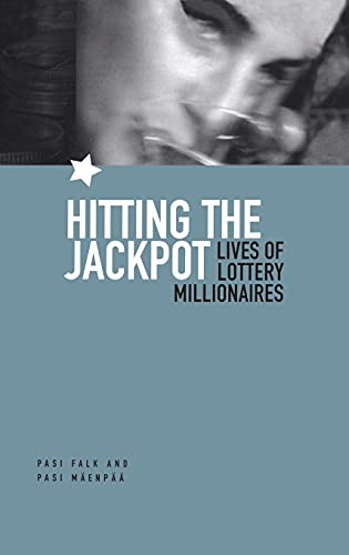 9781859733004: Hitting the Jackpot: Lives of Lottery Millionaires