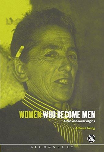 9781859733400: Women Who Become Men: Albanian Sworn Virgins (Dress, Body, Culture)