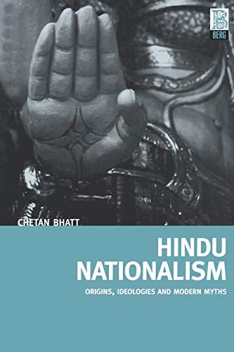 9781859733486: Hindu Nationalism: Origins, Ideologies and Modern Myths