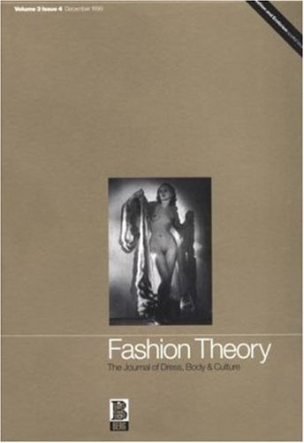 Fashion Theory : The Journal of Dress,: Dr. Valerie Steele