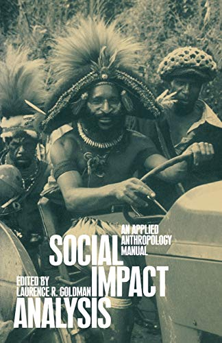 9781859733929: Social Impact Analysis: An Applied Anthropology Manual
