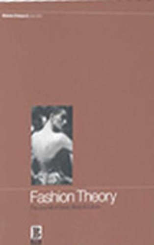 9781859734131: Fashion Theory: Passing Rhythms: The Journal of Dress, Body and Culture: Passing Rhythms v. 5, Issue 2
