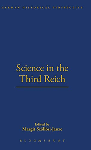 9781859734162: Science in the Third Reich (German Historical Perspectives)