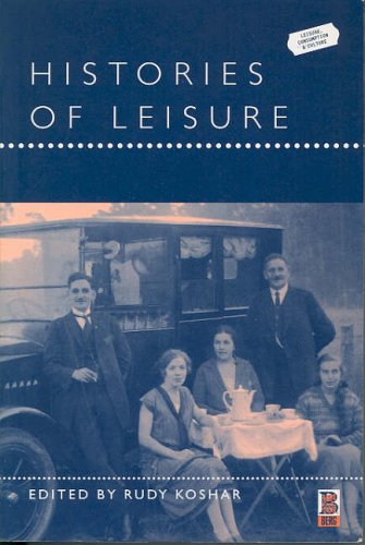 Histories of Leisure