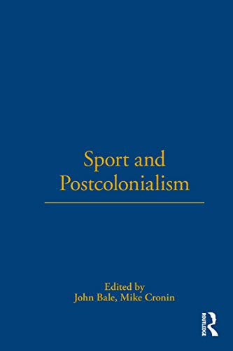 9781859735442: Sport and Postcolonialism (Global Sport Cultures)