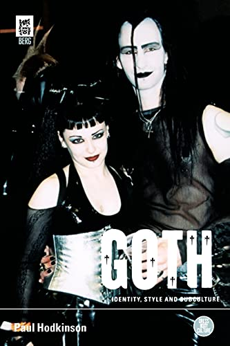 9781859736050: Goth: Identity, Style and Subculture