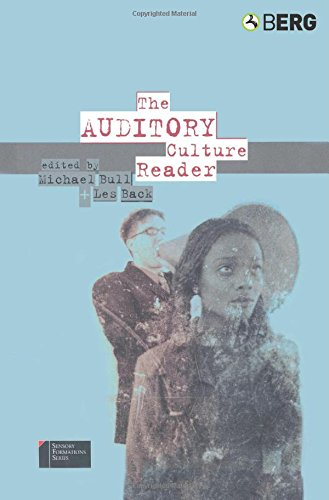 9781859736180: The Auditory Culture Reader (Sensory Formations)