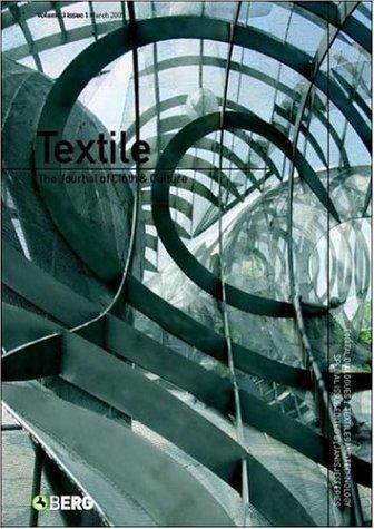 Textile: Pennina Barnett (Editor);