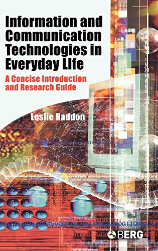 9781859737934: Information and Communication Technologies in Everyday Life