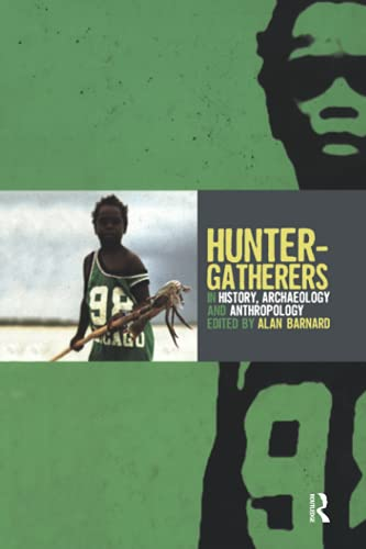 9781859738252: Hunter-Gatherers in History, Archaeology and Anthropology