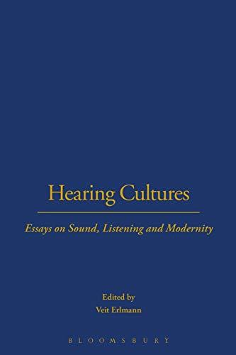 Download Hearing Cultures (Wenner-Gren International Symposium Series)