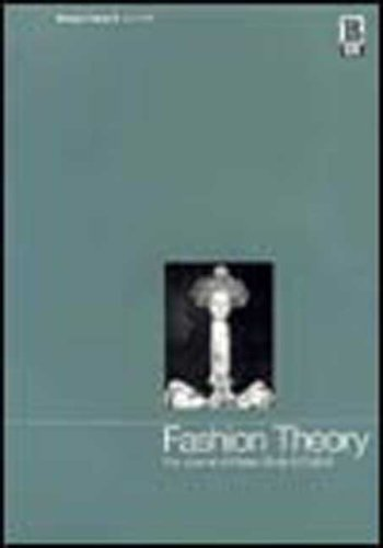 Fashion Theory: Volume 2, Issue 2: The Journal of Dress, Body and Culture (v. 2 issue 2)