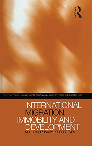 9781859739716: International Migration, Immobility and Development: Multidisciplinary Perspectives