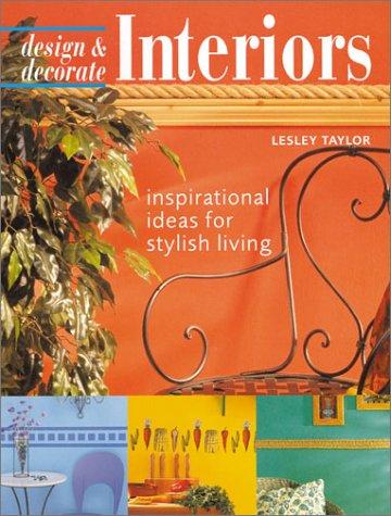 9781859740361: Interiors (Design & Decorate S.)