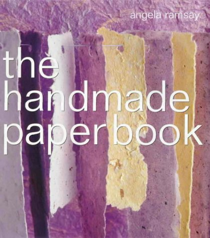 9781859740736: The handmade paper book