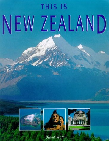 9781859740897: This Is New Zealand (World of Exotic Travel Destinations)