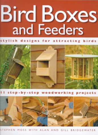 9781859741757: Bird Boxes and Feeders (Step-by-Step)