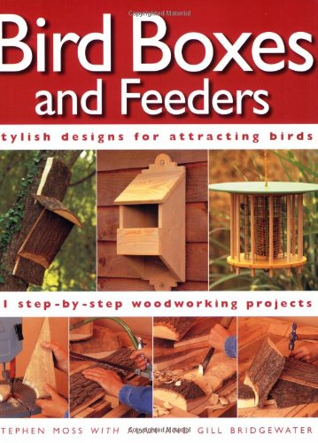 9781859741764: Bird Boxes and Feeders