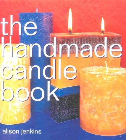9781859741771: The Handmade Candle Book (Handmade)