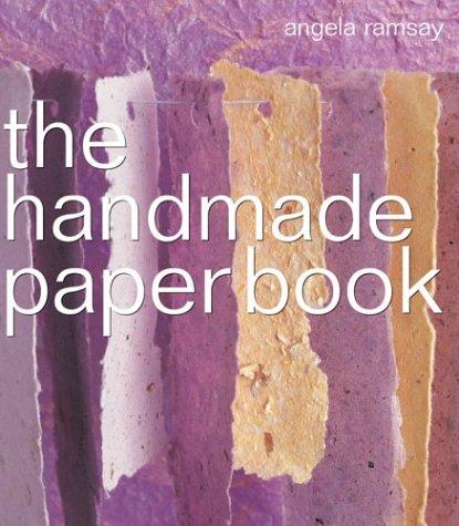 9781859741825: The Handmade Paper Book (Handmade Series)