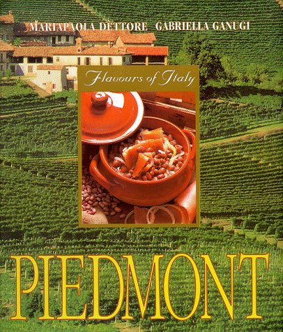 9781859741887: Flavours of Italy Piedmont
