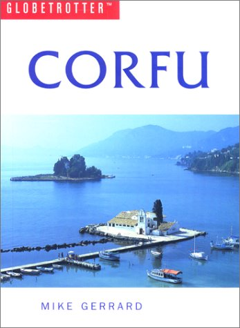 9781859743461: Corfu (Globetrotter Travel Guide)