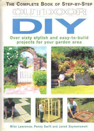 Step by Step Outdoor DIY