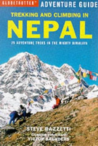 9781859744093: Nepal (Globetrotter Trekking & Climbing Guides)
