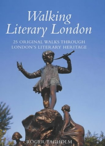 9781859745557: Walking Literary London
