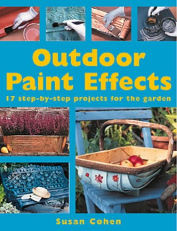 9781859746165: Outdoor Paint Effects