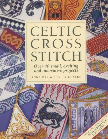 9781859746417: Celtic Cross Stitch: Over 40 Small, Exciting and Innovative Projects