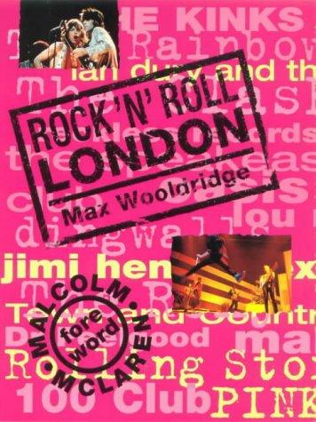 9781859746660: Rock 'n' Roll London