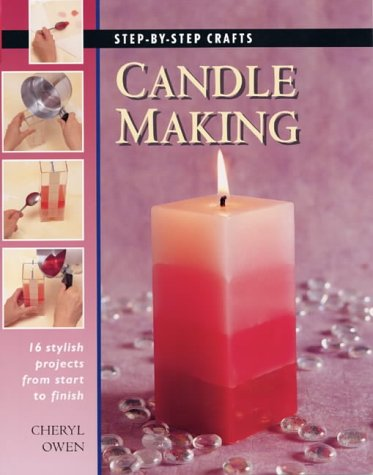 9781859748763: Candle Making (Step-by-Step)
