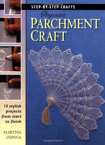 9781859748787: Step-by-Step Crafts: Pergamano Parchment Craft
