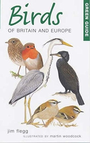 9781859749234: Green Guide Birds of Britain and Europe (Michelin Green Guides)