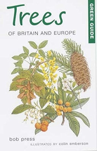 9781859749272: Green Guide Trees of Britain and Europe (Green Guides)