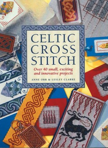 9781859749340: Celtic Cross Stitch: Over 40 Small, Exciting and Innovative Projects