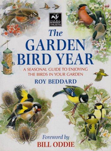 9781859749517: The Garden Bird Year: A Seasonal Guide to Enjoying the Birds in Your Garden