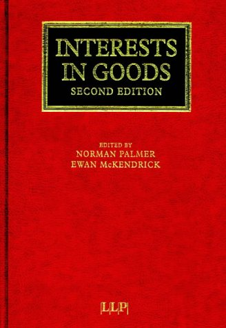 9781859781777: Interests in Goods (Lloyd's Commercial Law Library)
