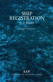 9781859781920: Ship Registration (Business of Shipping Series)