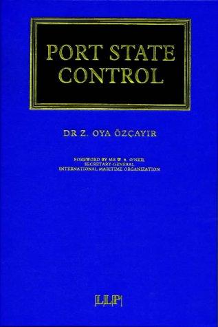9781859784853: Port State Control