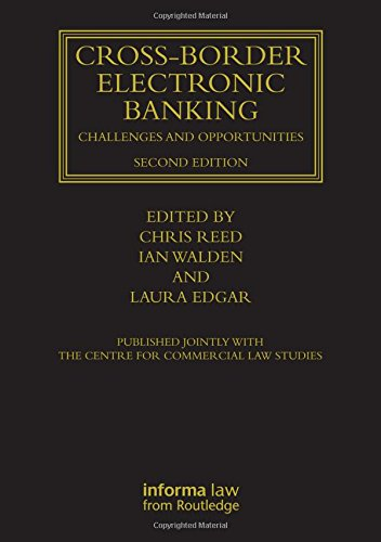 Cross Border Electronic Banking (Hardback)