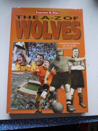 The A-Z of Wolves: Tony Matthews