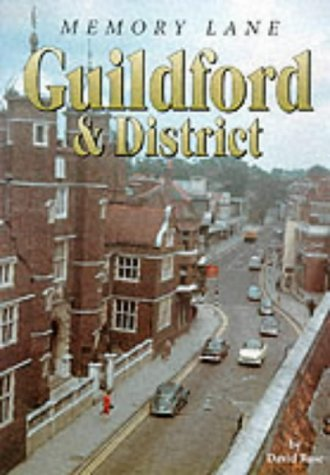 9781859831946: Memory Lane Guildford and District