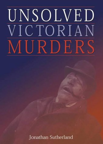 9781859832868: Unsolved Victorian Murders