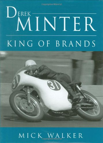 Derek Minter: King of Brands.