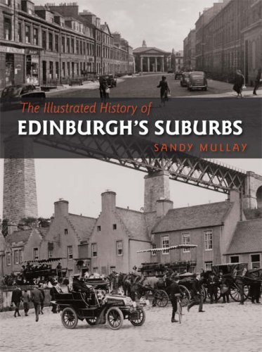 9781859836613: The Illustrated History of Edinburgh's Suburbs