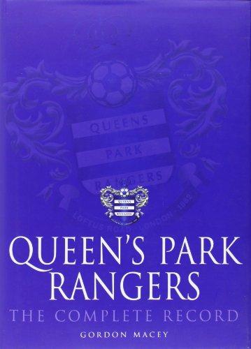 9781859837146: Queen's Park Rangers
