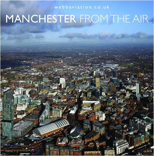 9781859837344: Manchester from the Air